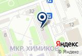 «ОЧАРОВАНИЕ» на Яндекс карте