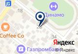 «БАРАКАТ» на Яндекс карте