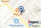 «Metro, торговый дом» на Яндекс карте