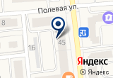 «Томас» на Яндекс карте