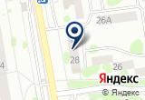 «Муниципальное предприятие Трест банно-прачечного и ритуального хозяйства городского округа г. Йошкар - Ола» на Yandex карте