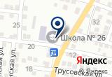 «Средняя общеобразовательная школа №26» на карте