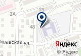 «Сапожок, детский сад №110» на карте