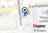 «Астраханский автомобильно-дорожный колледж» на Яндекс карте