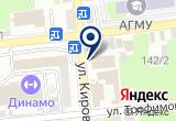 «Олимп, центр знаний» на Яндекс карте