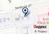 «Детский сад №13» на карте