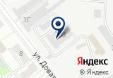 «Лесное Озеро» на Yandex карте