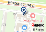 «Элегия магазин» на Yandex карте