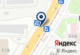 «Флорист73» на Yandex карте