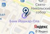 «Отдел вневедомственной охраны при МОВД Волжский» на Яндекс карте