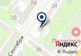 «Водомерная мастерская МУП Водоканал» на Yandex карте
