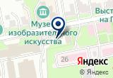 «Перевозчик» на Yandex карте