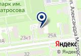 «УК Симбирск Град» на Yandex карте