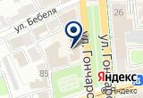 «OOO Отекавиа» на Yandex карте