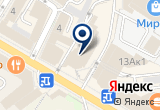 «Подиум, центр Меховой Моды» на Yandex карте