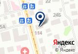 «Projector» на Yandex карте