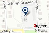 «Компания Фабрика» на Yandex карте