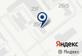 «Фабрика мебели Орфей» на Yandex карте
