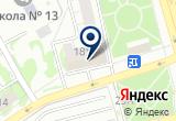 «Корзинка, сеть универсамов» на Яндекс карте