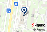 «Мозаика» на Яндекс карте