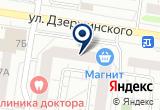 «АКБ ТусарБанк» на Яндекс карте