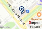«Оранж-Сити» на Яндекс карте