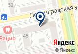 «Нотариус Егорова Т.В» на Яндекс карте