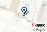 «ПАСС, ООО, автостоянка для задержанных транспортных средств» на Яндекс карте