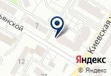 «Киевский, торговый комплекс» на Яндекс карте