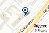«Экспресс Поставщик, торговая фирма» на Яндекс карте