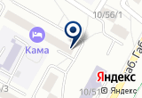 «Сакура, сеть гостиниц и саун» на Яндекс карте