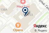 «Мегасип» на Яндекс карте