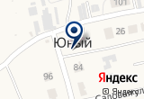 «Птицефабрика Оренбургская» на Yandex карте
