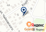 «Лысый веник» на Yandex карте
