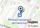 «Проектно-изыскательская Фирма Желдортранс» на Yandex карте