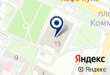 «Пируэт» на Yandex карте