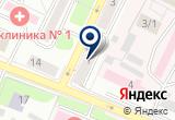 «Служба вскрытия дверей, сейфов, автомобилей» на Yandex карте