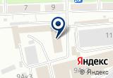 «Макс-М» на Yandex карте