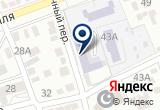 «Православная гимназия им. святого праведного Иоанна Кронштадтского» на Yandex карте