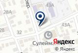 «ЮжУралСвязь» на Yandex карте