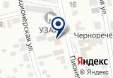 «Мастерская счастья» на Yandex карте