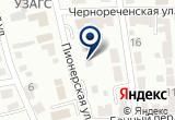 «Мир, мебель на металлокаркасе» на Yandex карте