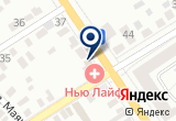 """«Центр клеточных технологий """"Нью Лайф""""» на Яндекс карте"""