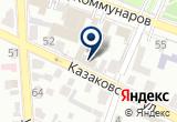 «Недра-К» на Yandex карте