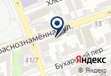 «Бристоль» на Yandex карте