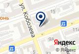 «Стрип пластика» на Yandex карте