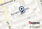 «Рекорд, FM 100,0» на Yandex карте