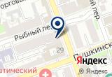 «Лидер» на Yandex карте