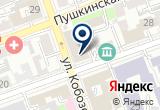 «Вкусный дворик» на Yandex карте