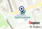 «Театр Щелкунчик» на Yandex карте